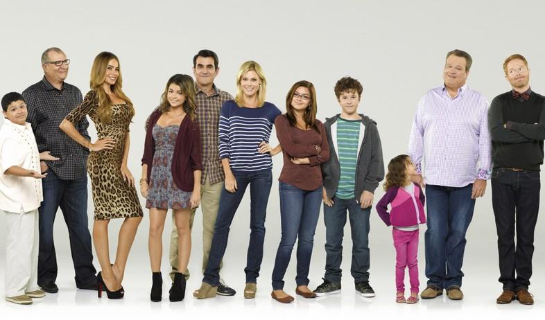 משפחה מודרנית (צילום: באדיבות yes)