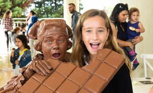 פסטיבל השוקולד (צילום: כפיר סיוון)