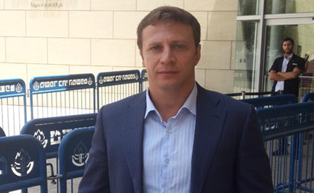יואל רזבוזוב (צילום: חדשות 2)