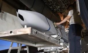 טיל חדש של לוקהיד מרטין (צילום: לוקהיד מרטין)