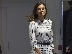 השמלה הזולה של מלכת ספרד הדהימה את הרשת