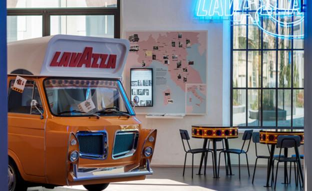 Museo Lavazza (צילום: Museo Lavazza)