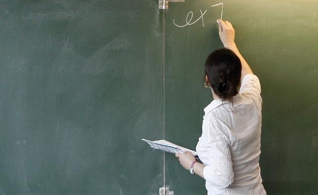 רוב המפוטרות מתחום ההוראה. אילוסטרציה (צילום: רויטרס, חדשות)