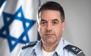 """האלוף נורקין, הוביל את המשלחת הישראלית (צילום: דובר צה""""ל, חדשות)"""