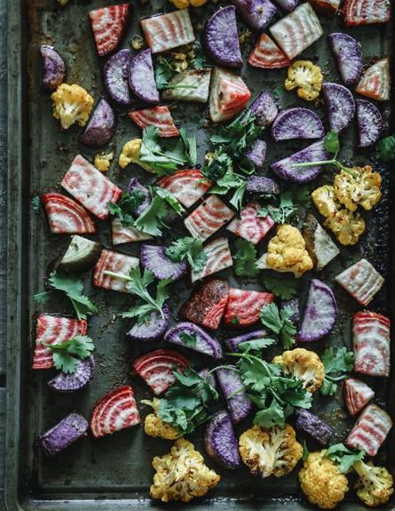מצעד התוספות, ירקות  (צילום: edgar-castrejon-on-unsplash)