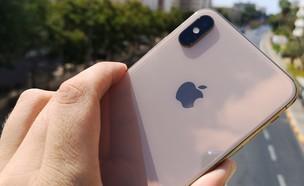 iPhone Xs Max (צילום: אהוד קינן, NEXTER)