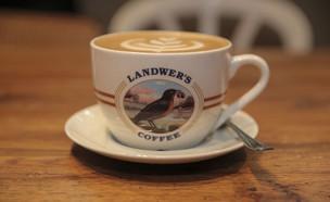 קפה, לנדוור (צילום: שחף הבר, יחסי ציבור)