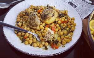 תחתיות ארטישוק ממולאות (צילום: יונית סולטן צוקרמן, אוכל טוב)