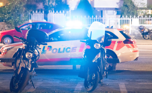 משטרת שוויץ (צילום: shutterstock)