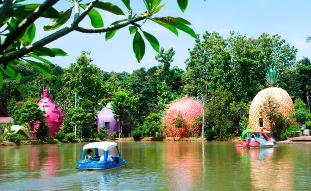 """סופ""""ש חופש (צילום: המרכז למטייל תאילנד)"""