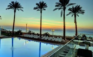 הנוף ממסעדת המלון  (צילום: Ritvo Photography)