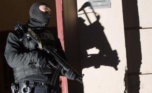 מעצר פעילי טרור בגרמניה, ארכיון (צילום: AP, חדשות)