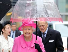 אליזבת המלכה (צילום: WPA Pool, getty images)