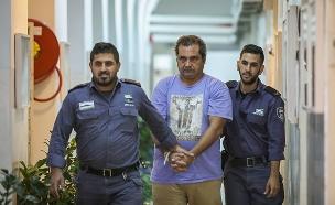 מעצרו הוארך ב-6 ימים. לה גווארדיה (צילום: פלאש 90, חדשות)