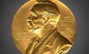 """מטבע פרס נובל (צילום: יח""""צ, חדשות)"""