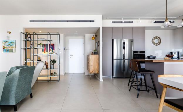 דירה בראשלצ, עיצוב מירב אייכלר - 11 (צילום: אורית ארנון)
