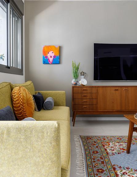 דירה בראשלצ, ג, עיצוב מירב אייכלר - 7 (צילום: אורית ארנון)