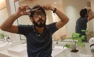 חסן אל קונטר (צילום: צילום מסך: infobae.com)