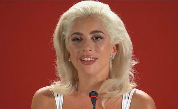 שחקנית או זמרת? ליידי גאגא מפתיעה בסרט חדש (צילום: מתוך