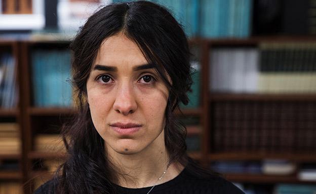 נדיה מוראד. זוכת פרס נובל לשלום (צילום: רויטרס, חדשות)