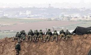 הצבא ערוך לכל תרחיש (צילום: חדשות)