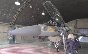 """כך מזניקים מטוסים למשימה. צפו (צילום: דובר צה""""ל, חדשות)"""