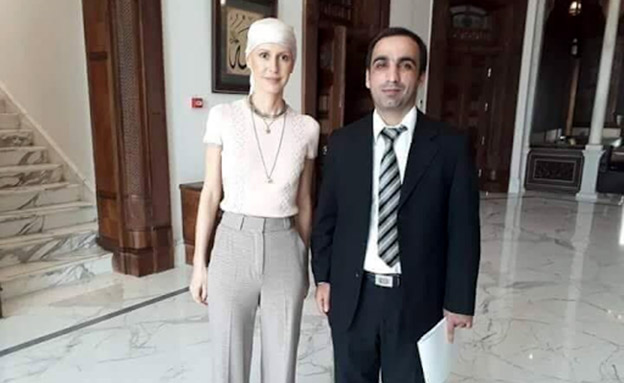 אסמה אסד כיום (צילום: הרשתות החברתיות, חדשות)
