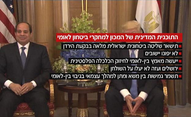 לא חייבים הסכמה פלסטינית (צילום: החדשות)
