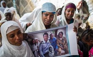 מחכים באתיופיה לעלות (צילום: AP, חדשות)