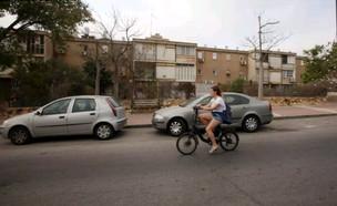 שכונה ב', באר שבע (צילום: אליהו הרשקוביץ, TheMarker)