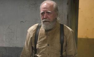 """סקוט ווילסון, המתים המהלכים (צילום: צילום מסך מתוך """"המתים המהלכים"""" AMC)"""