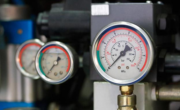 חשש: מדי מים רעילים הותקנו בבתים (צילום: 123RF, חדשות)