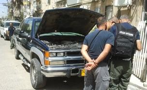 ניטרול מטען, ארכיון (צילום: עזרי עמרם, חדשות 2)