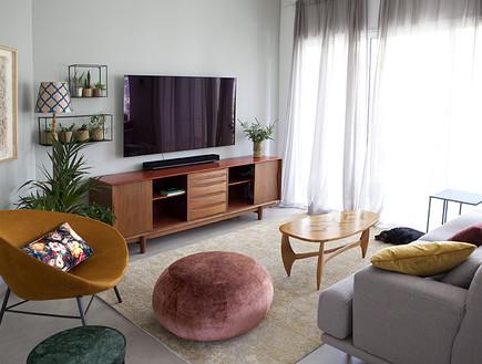 דירה בתל אביב, עיצוב שרון ברקת - 6 (צילום: שרון ברקת)