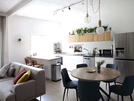 דירה בתל אביב, עיצוב שרון ברקת - 14 (צילום: שרון ברקת)