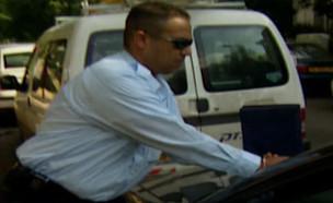 """ביהמ""""ש: אסור לאכוף עבירות חניה באמצעות מצלמות (צילום: מתוך """"חדשות הבוקר"""" , קשת 12)"""