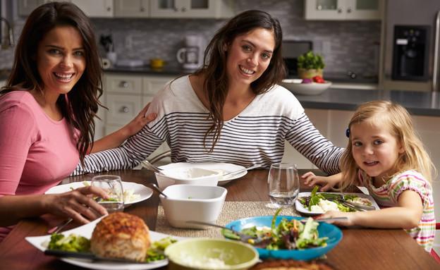 זוג אמהות  (צילום: Monkey Business Images, Shutterstock)