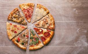 פיצה (צילום:  ADfoto, Shutterstock)