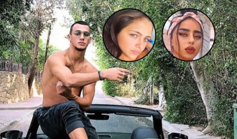 ברק שמיר, אלין כהן, יולי חמו (צילום: instagram)