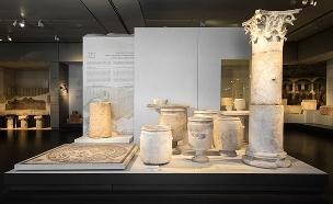 ממצאים ארכיולוגיים, ארכיון (צילום: רשות העתיקות, חדשות)