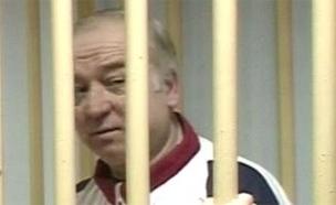 המרגל הרוסי לשעבר, סרגי סקריפל (צילום: Sky News, חדשות)