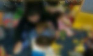 """הורשעה וחזרה להתעלל בילדי הגן (צילום: מתוך """"חדשות הבוקר"""" , קשת 12)"""