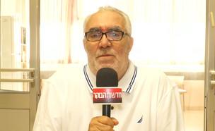 """ז'וז'ו אבוטבול מגיב לשמועות על מותו (צילום: מתוך """"חדשות הבוקר"""" , קשת 12)"""