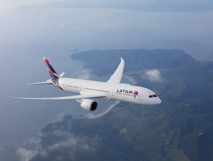 חברת התעופה הדרום אמריקאית לאטאם הגישה בקשה לפשיטת רגל