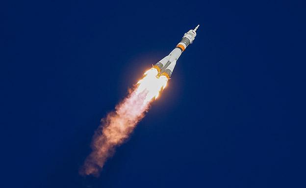 שיגור הטיל, היום (צילום: רויטרס, חדשות)