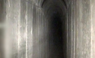 תיעוד נטרול המנהרה (צילום: דובר צהל, חדשות)