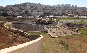 מודיעין העיר החופשית בישראל (צילום: Yaakov Naumi/Flash90, חדשות)