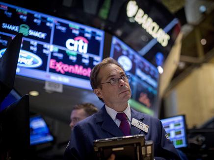 הבורסה בירידת שערים