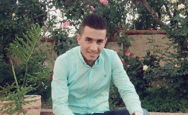נמלט: המחבל שרצח 2 ישראלים בברקן השבוע (צילום: TPS, חדשות)