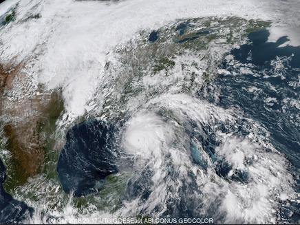 הסופה הקשה ביותר ב-25 השנים האחרונות